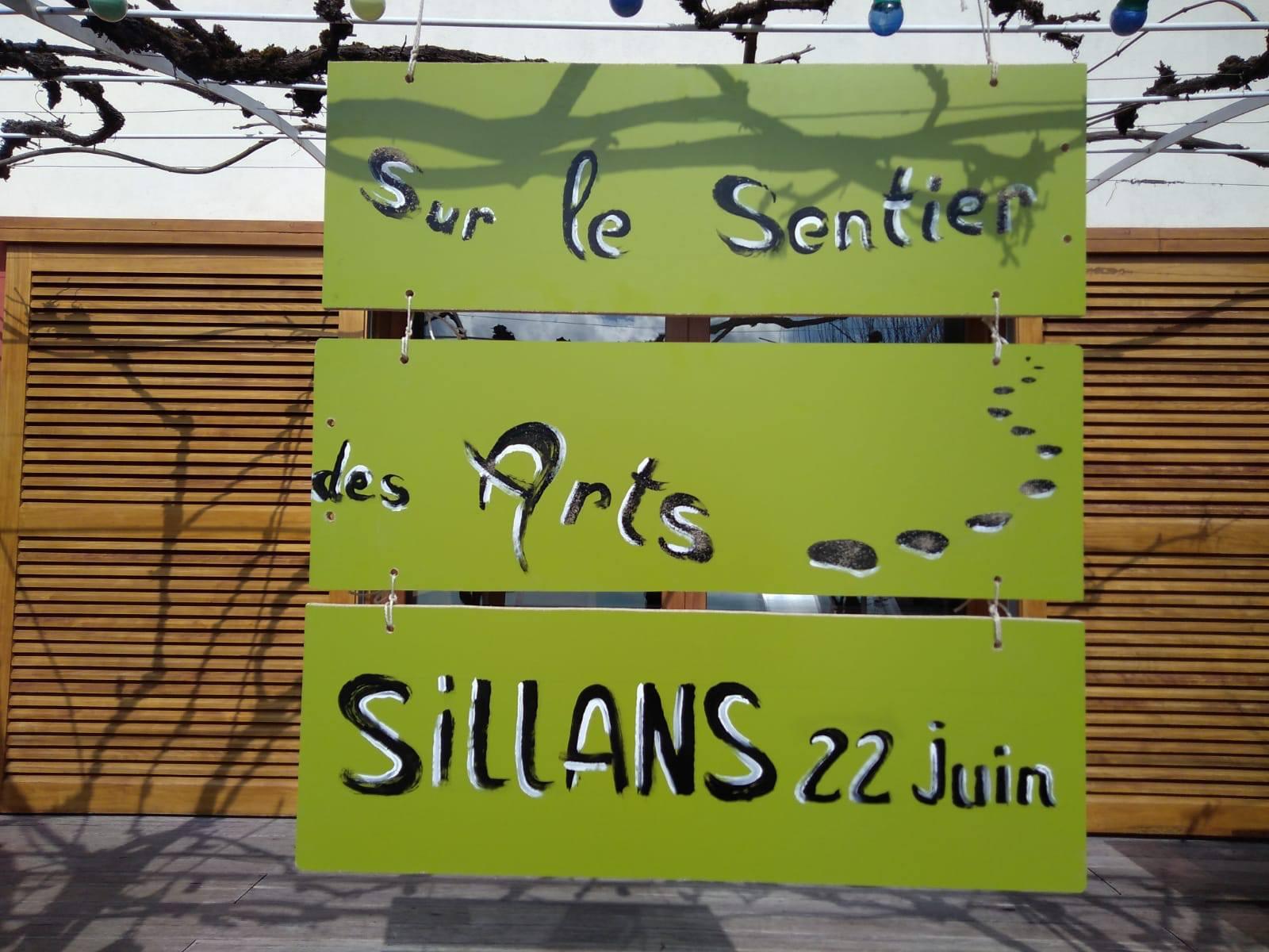 """Festival """"Sur le Sentier des Arts"""" Sillans"""