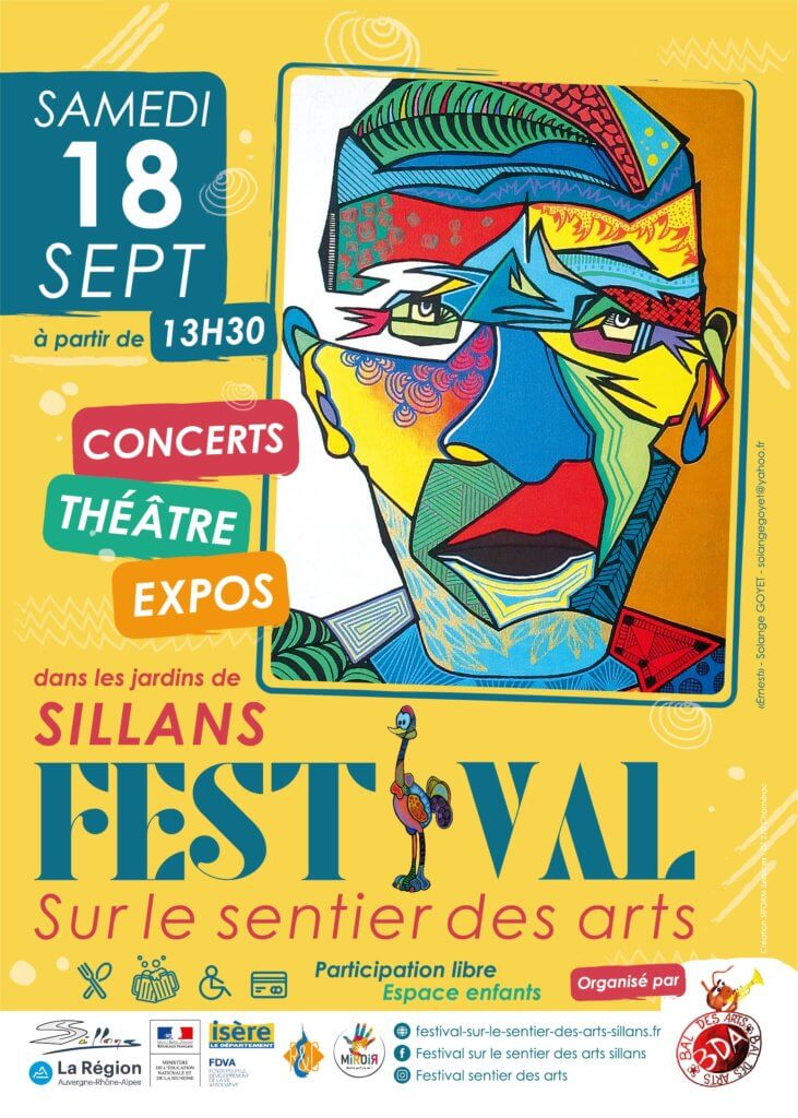 festival Sillans 18 septembre